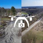 Het projectgebied in vogelvlucht: de werkzaamhedenmaart 2017