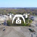 Het projectgebied in vogelvlucht: de werkzaamheden april 2017