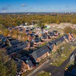 Al 50 woningen opgeleverd in Ugchelen Buiten