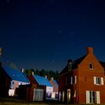 Sterrenbeeld Orion boven Ugchelen Buiten