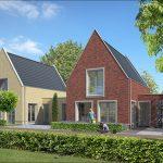 Start verkoop 15 duurzame woningen Veld L